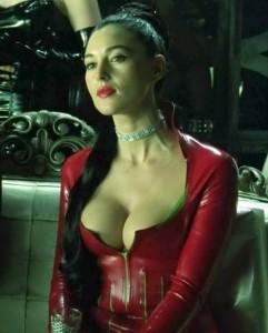 Monica Bellucci sexy Matrix