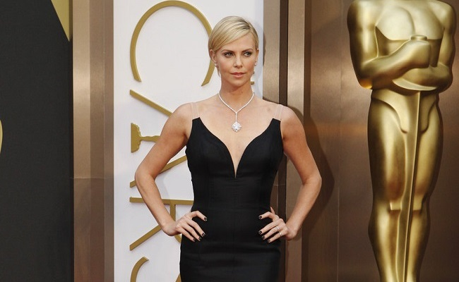 Charlize Theron aux Oscars 2014