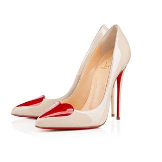 Chaussures Louboutin Saint-Valentin