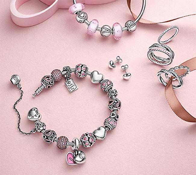 Pandora Saint Valentin