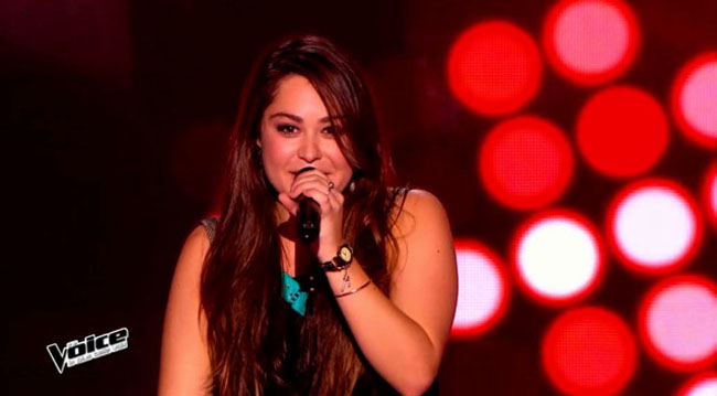Sharon à The Voice 4