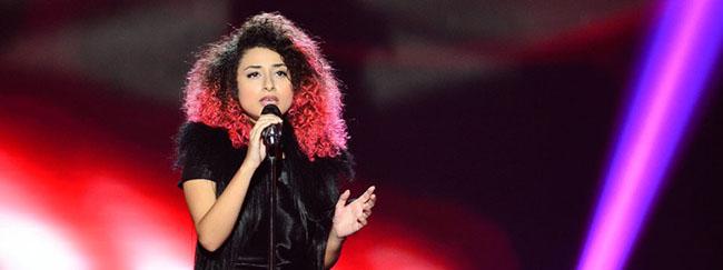 Dalia The Voice 4