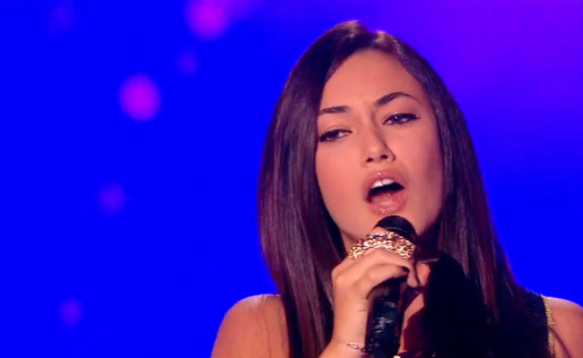 Victoria Adamo The Voice saison 4