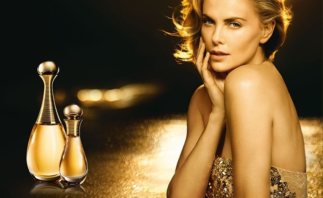 Charlize Theron Dior J'Adore 2015