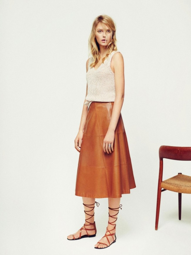Lookbook Mars Minimal 70's © Mango