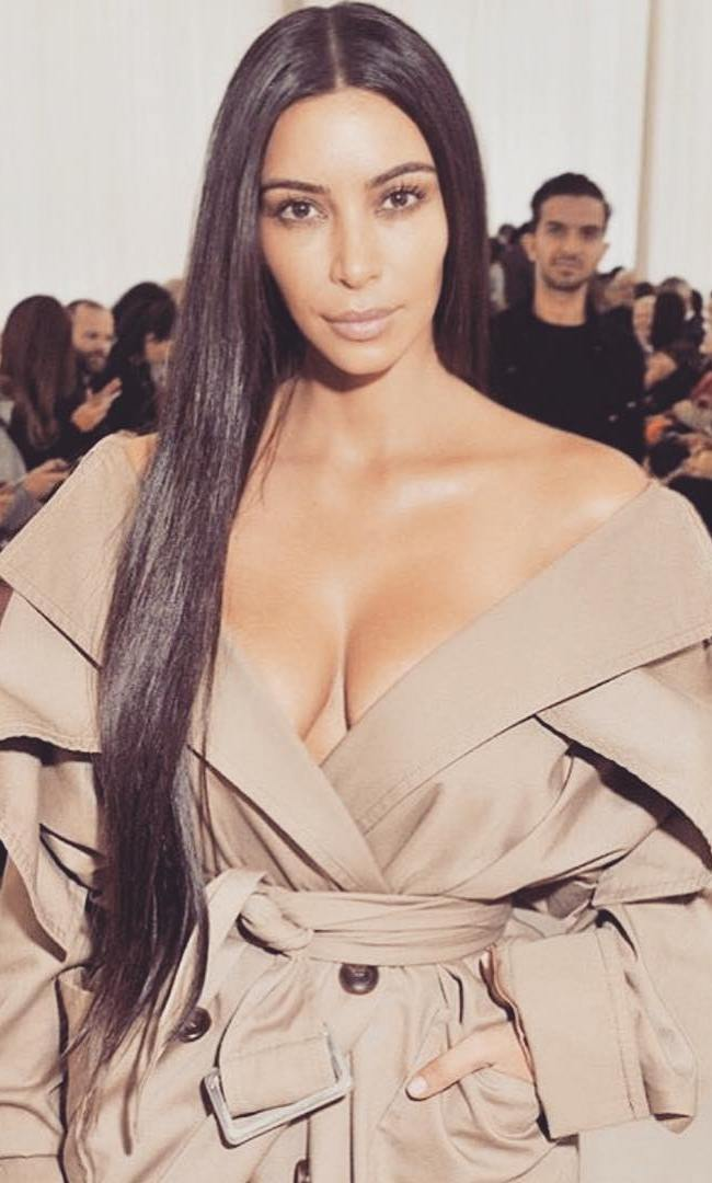 © Kim Kardashian via Instagram